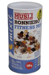 Mixit Ronnie's Fitness Mix Müsli 500 g