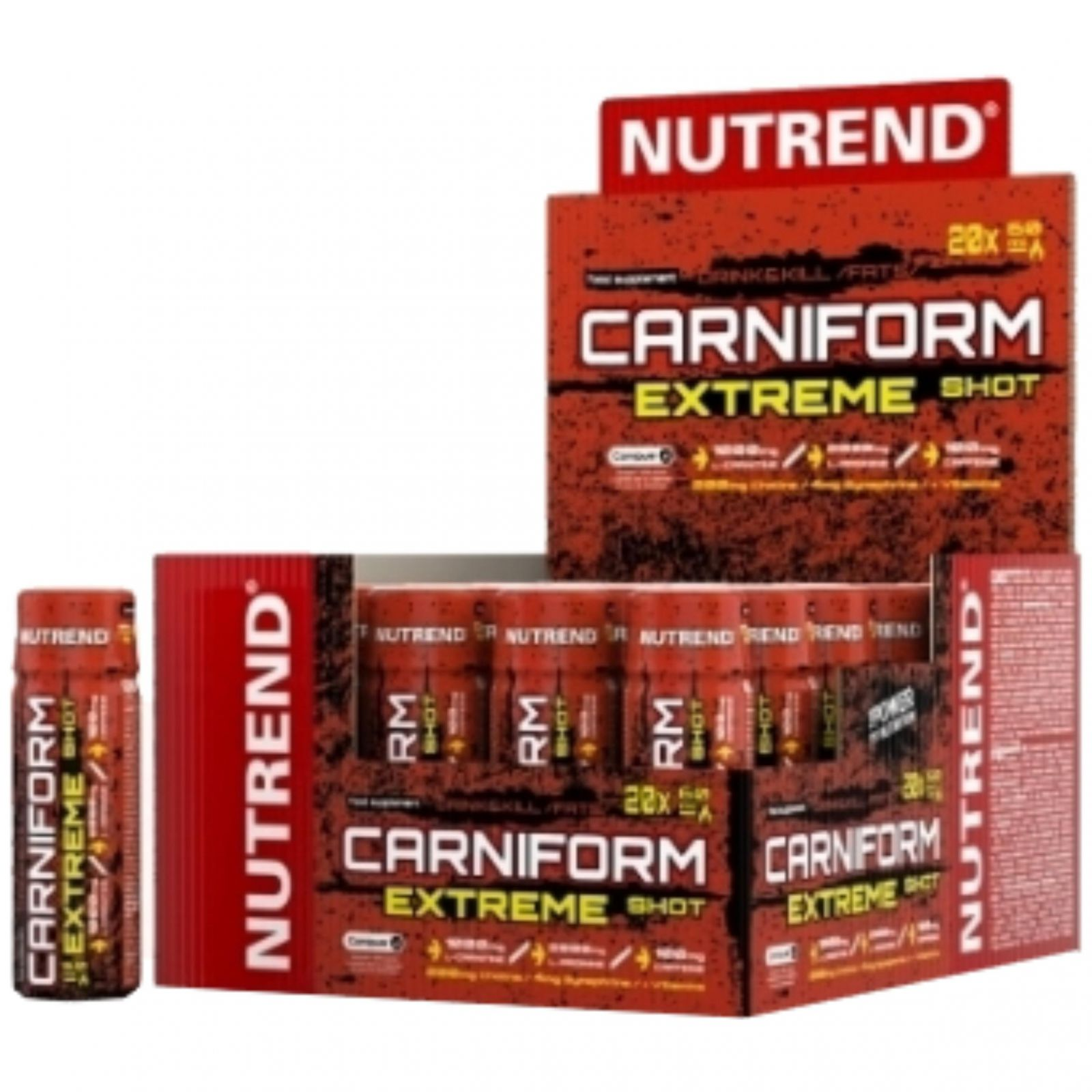CARNIFORM SHOT 20 x 60 ml