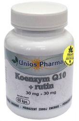 Unios Pharma Coenzym Q10 + Routinen 60 Kapseln