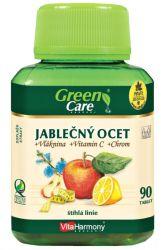 Vitaharmony Apfelessig & Zellstoff & Vitamin C & Chrom 90 Tabletten