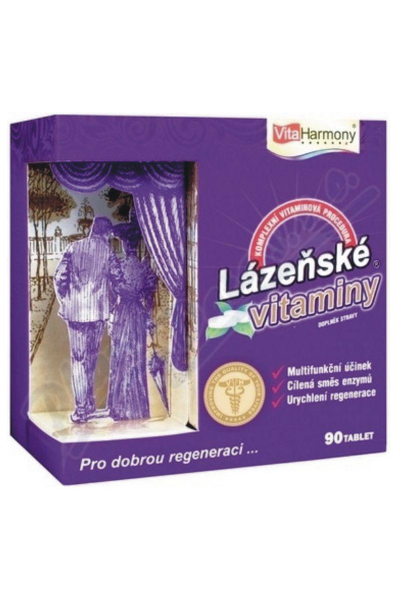 VitaHarmony Lázeňské vitaminy 90 tablet
