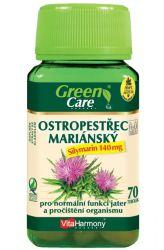 VitaHarmony Ostropestřec mariánský - Sylimarin 140 mg 70 tobolek