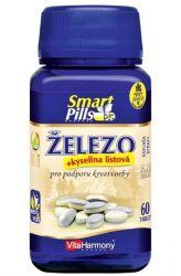 Vitaharmony Iron & Folsäure 60 Tabletten