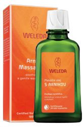 Weleda Massageöl mit Arnika 200 ml