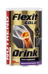 Nutrend Flexit Gold Drink 400 g - Geschmack schwarze Johannisbeere