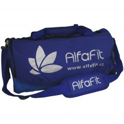 Alfafit Sporttasche ─ blau