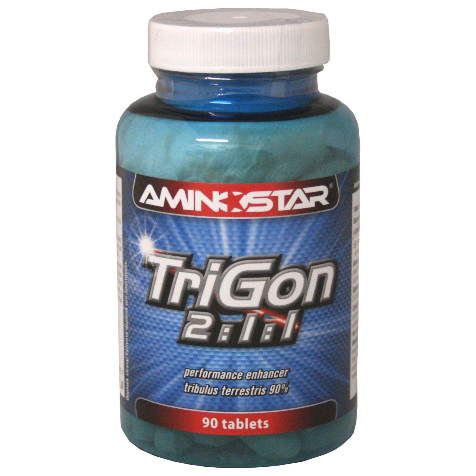 Aminostar TriGon 2:1:1 90 tablet