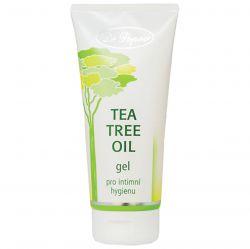 Dr. Popov Tea Tree Oil Gel für Intimhygiene 200 ml