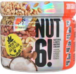 Extrifit Nut 6! 300 g ─ natural