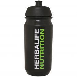 Herbalife Plastikflasche Nutrition Sport - schwarz 0,6 L