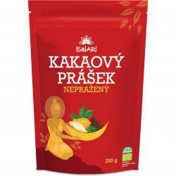 Iswari BIO Ungepresstes Kakao 250 g