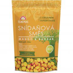 Iswari BIO Frühstück Mischung 300 g ─ mango & baobab