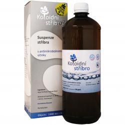 Kolloidales Silber 20 ppm 1000 ml