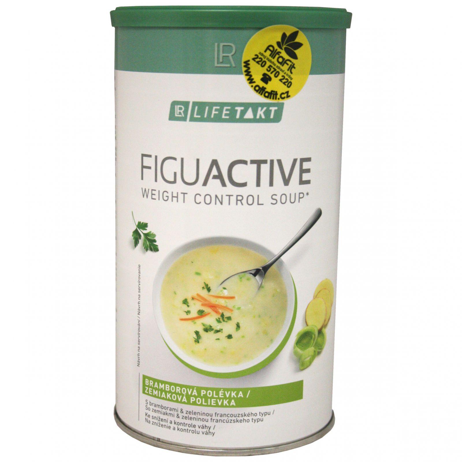 LR LIFETAKT Figu Active Bramborová polévka