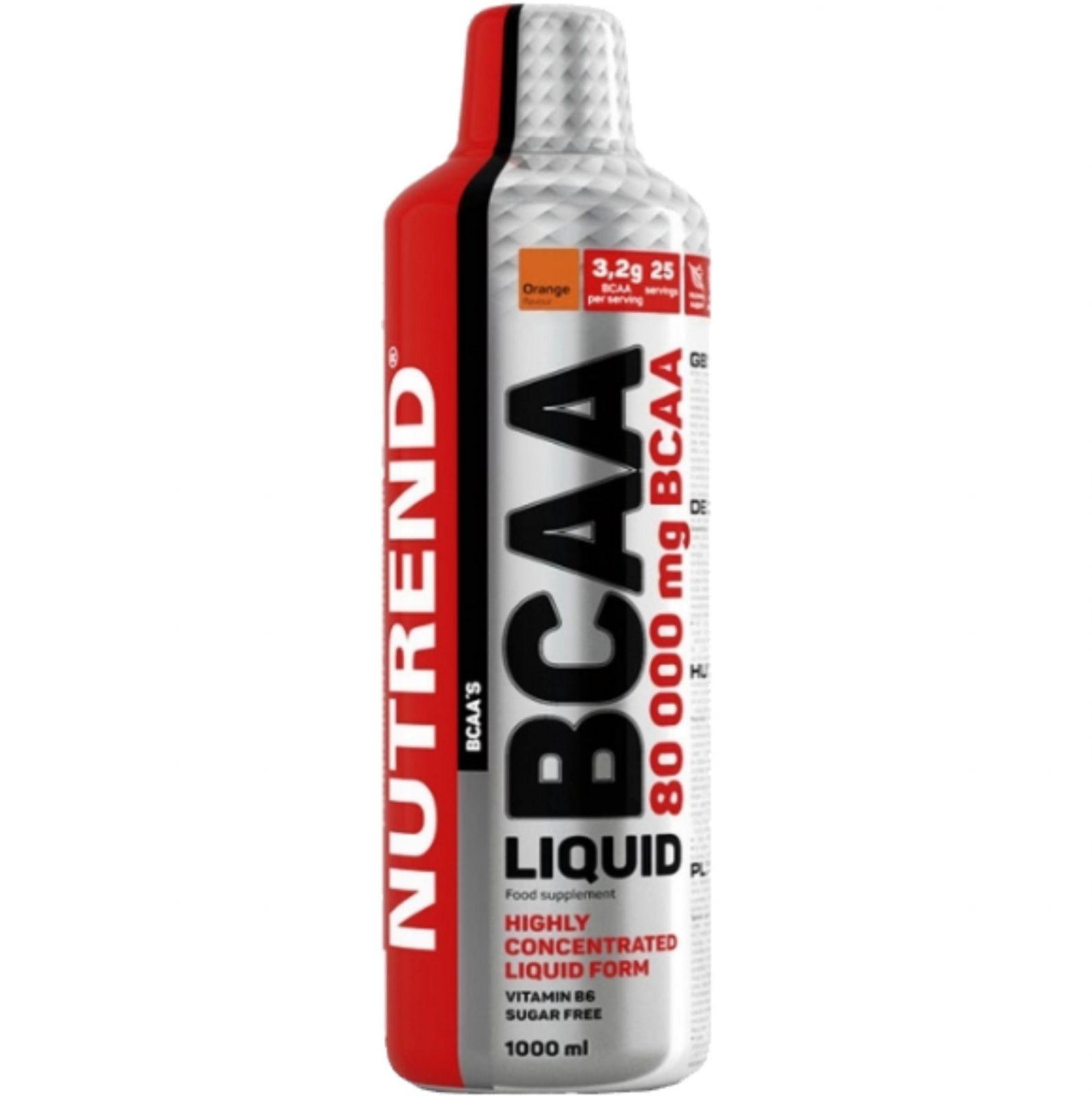 Nutrend BCAA LIQUID 1000 ml