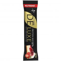Nutrend Deluxe Protein Bar 60 g - jahodový cheesecake