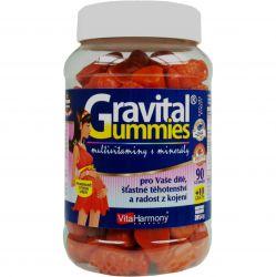 VitaHarmony Gravital Gummies 100 Tabletten