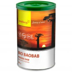 Wolfberry BIO Baobab Pulver RAW 150 g