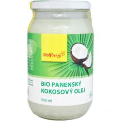 Wolfberry BIO Virgin Kokosöl 900 ml
