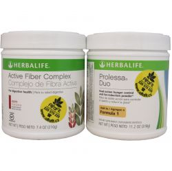 16.06.2018 - AKCE - HERBALIFE Active Fiber Complex 192 g a Prolessa Duo 318 g