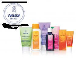 20.11.2018 - SLEVA na kvalitní přírodní kosmetiku WELEDA - ušetřete až 19% z ceny