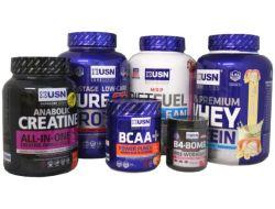 27.07.2018  - Sportovní výživa USN - AKCE na vybrané produkty - SLEVA až 41%