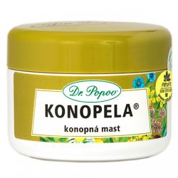 Dr. Popov Cannabis Salbe Konopela 50 ml