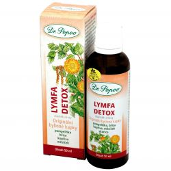 Dr. Popov Lymfa Detox 50 ml