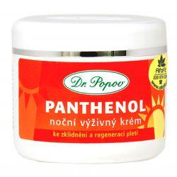 Dr. Popov Panthenol Nachtpflegecreme 50 ml