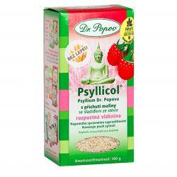 Dr. Popov Psyllicol mit Himbeergeschmack 100 g