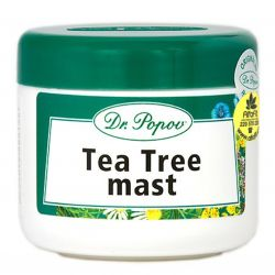 Dr. Popov Tea Tree Salbe 50 ml