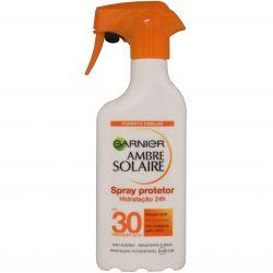 Garnier Ambre Solaire Sonnenschutz Spray SF 30 300 ml