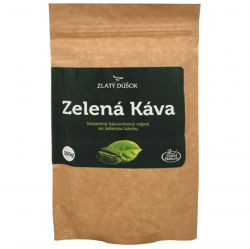 Good Nature Zlatý doušek - grüner Kaffee 100 g