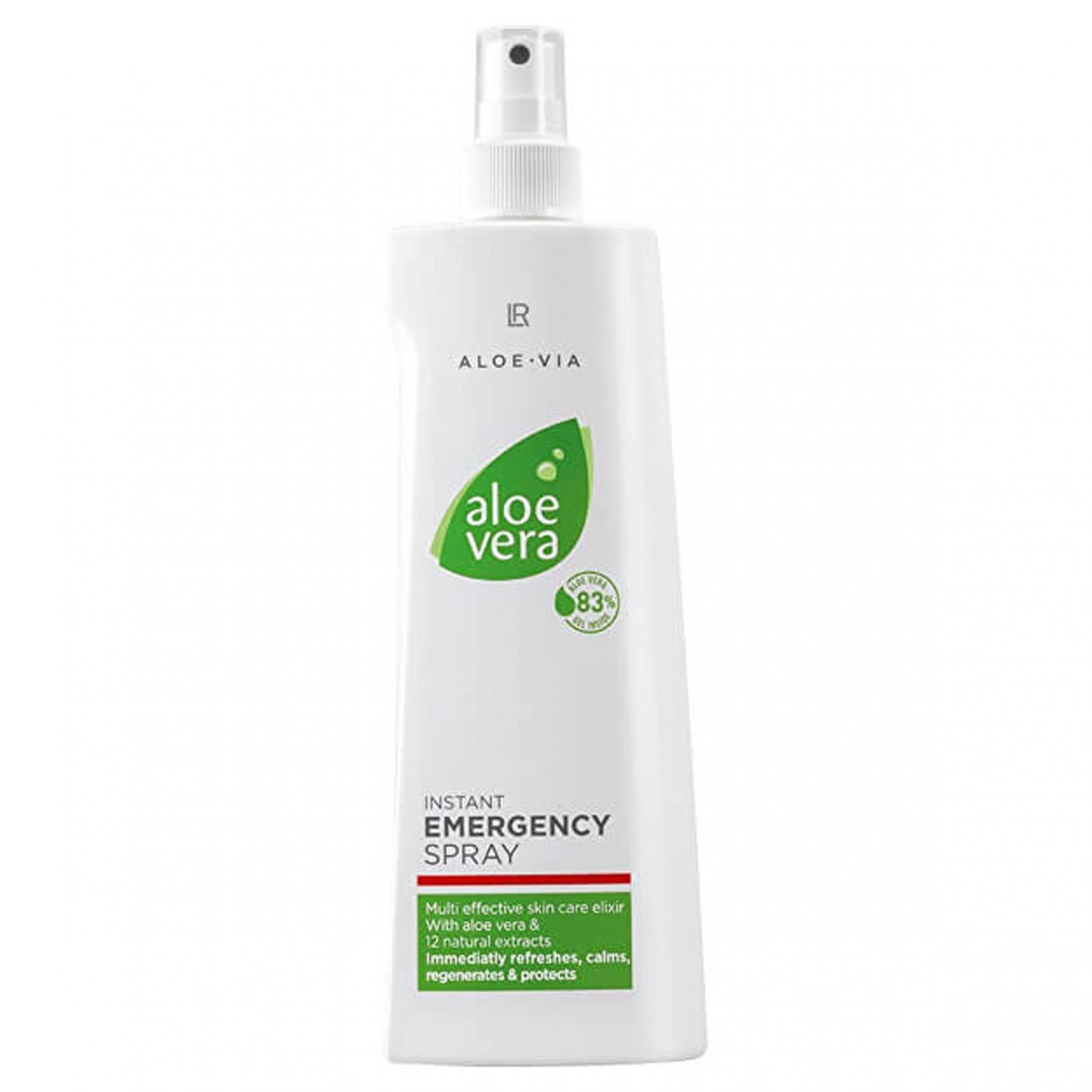 "LR Aloe Vera Via Spray první pomoci ""emergency spray"""