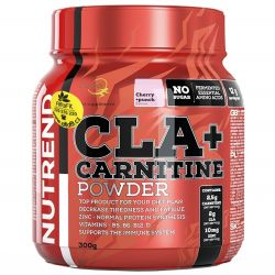 Nutrend CLA + Carnitine powder 300 g