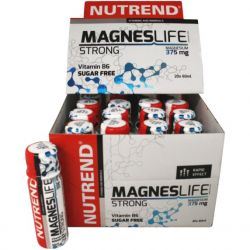 Nutrend MAGNESLIFE STRONG 20 x 60ml