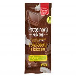 Semix Protein-Cocktail Schokolade mit Kokos 30 g