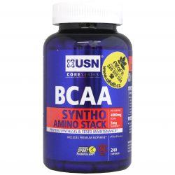 USN BCAA Syntho Stack 240 Kapseln