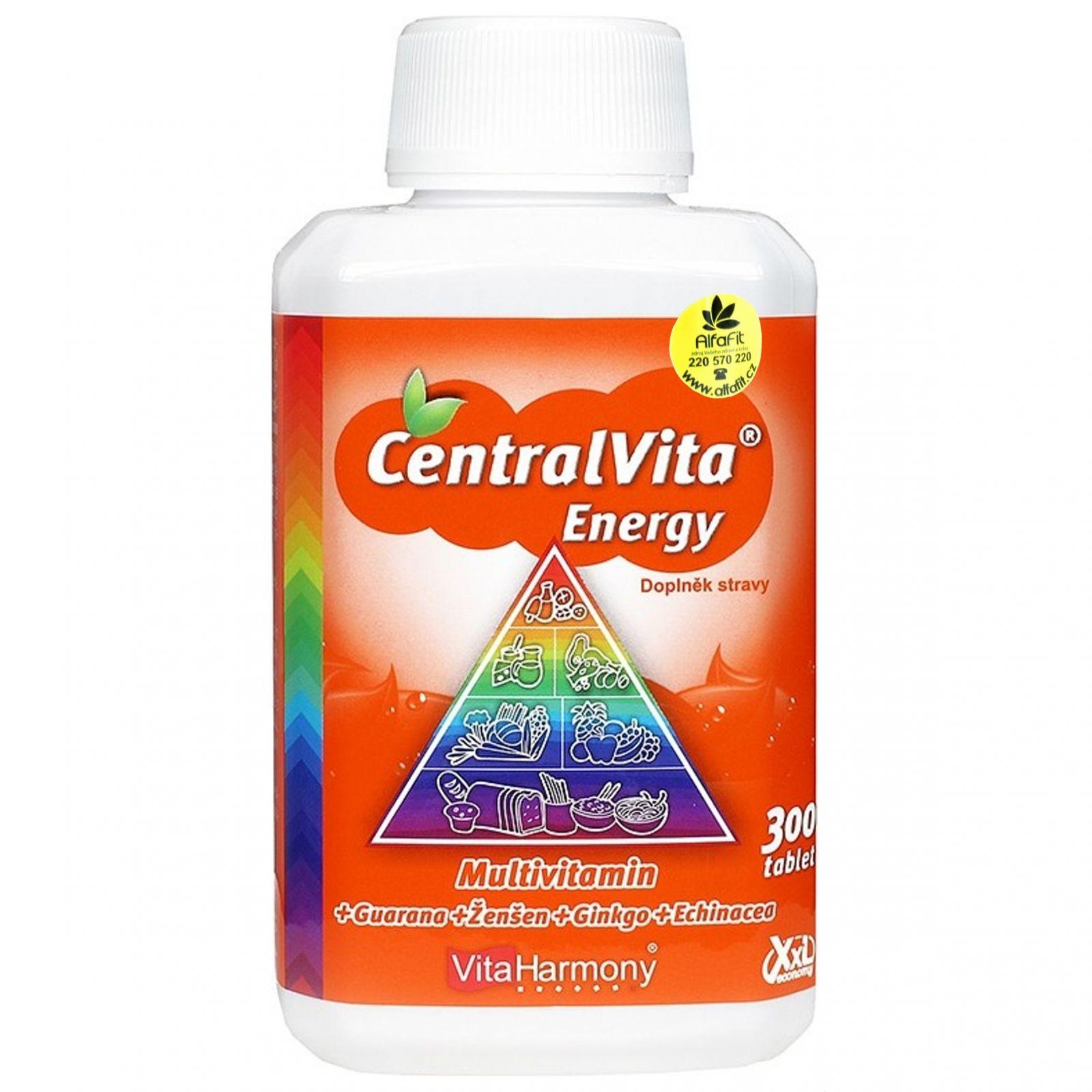 CentralVita Energy 300 tablet