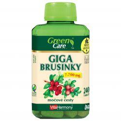 VitaHarmony Giga Preiselbeeren XXL 7700 mg ─ 240 Tabletten
