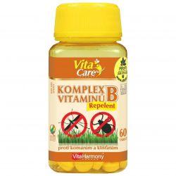 VitaHarmony Vitaminkomplex B 60 Tabletten