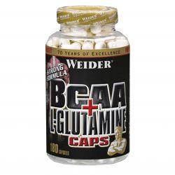 Weider BCCA + L─Glutamine 180 Tabletten