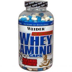 Weider Whey Amino 280 Kapseln