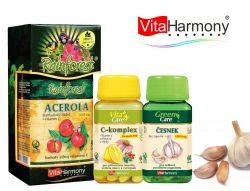 09.09.2019 - AKCE na vitamíny VitaHarmony - slevy až 30%