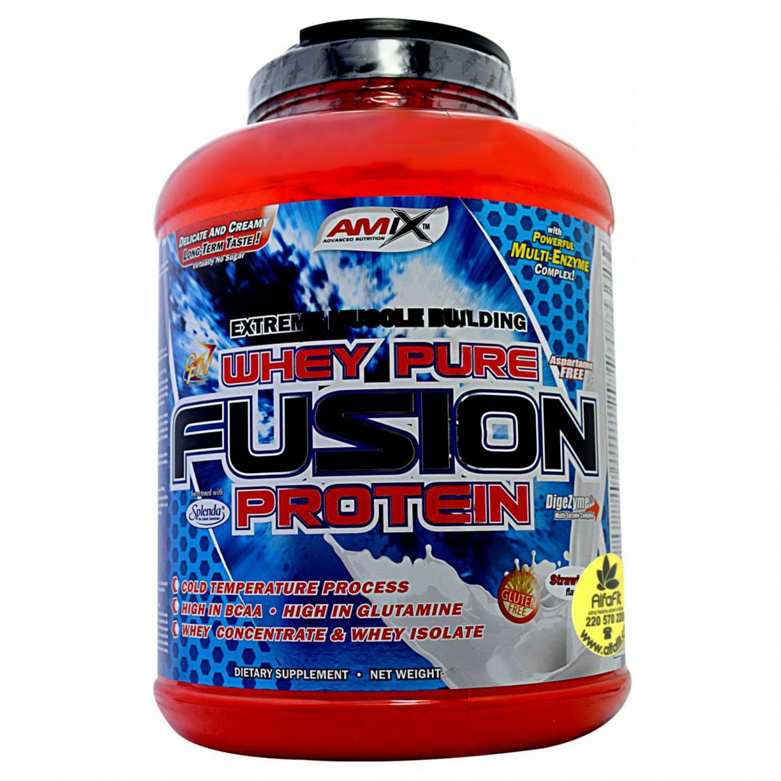Amix Whey Pure FUSION Protein 2300 g