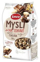 Emco Knuspermüsli Schokolade 750 g