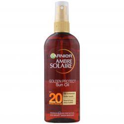 L´Oréal Ambre Solaire Golden Protect Sonnenöl LSF 20 ─ 150 ml