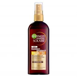 Ambre Solaire Olej na opalování Golden Touch OF 30 - 150 ml