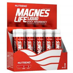Nutrend MAGNESLIFE liquid 10 x 25 ml