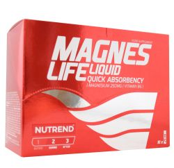 Nutrend MAGNESLIFE liquid 10 x 25 ml